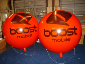 Muskego inflatable fruit