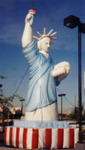 Statue of Liberty Inflatables in Hopewell