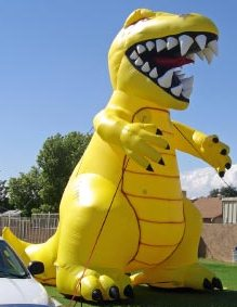 advertising inflatables Manassas